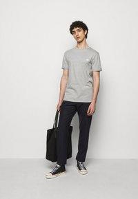 NN07 - FOSS  - Trousers - navy blue - 1