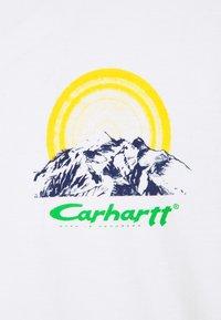 Carhartt WIP - MOUNTAIN - Printtipaita - white - 2