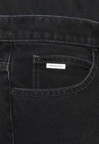 The Kooples - JEAN - Straight leg jeans - black - 5
