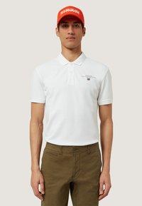 Napapijri - ELBAS - Poloshirt - white - 0