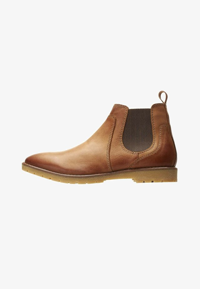 ZIMMER - Classic ankle boots - tan