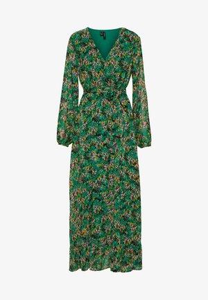 VMANNELINE - Robe longue - green