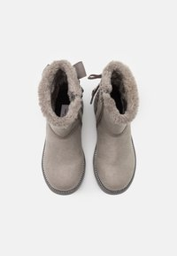 TOM TAILOR - Kotníkové boty - grey - 3