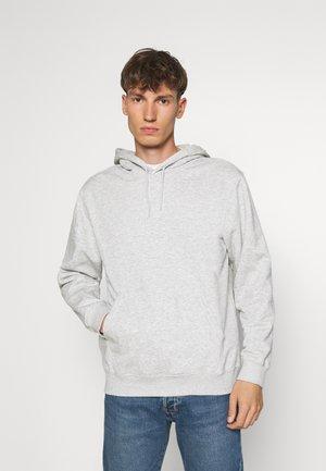 STANDARD HOODIE - Jersey con capucha - grey