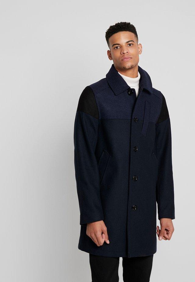 COAT - Classic coat - mazarine blue