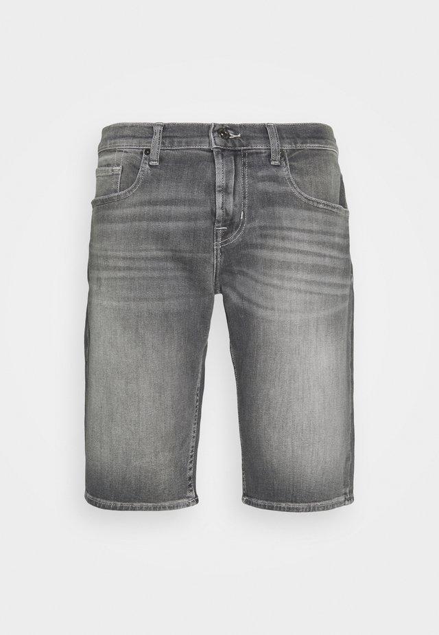 REGULAR HEMET - Džínové kraťasy - grey
