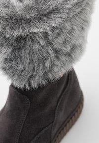 Froddo - MYA TEX MEDIUM FIT - Kotníkové boty - grey - 5