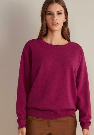 ULTRASOFT  - Jumper - rosa magenta red