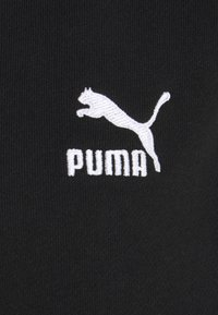 Puma - ICONIC HOODED DRESS - Day dress - black - 6