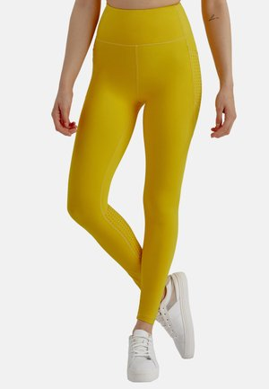 LAVASSA - Leggings - Trousers - yellow