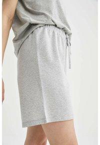 DeFacto - Shorts - grey - 3