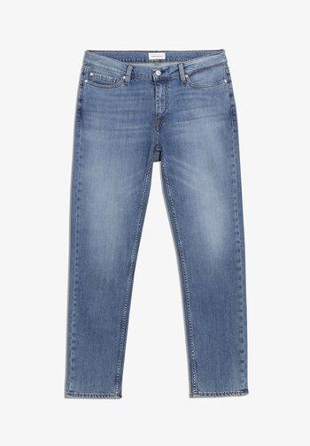 IAAN - Slim fit jeans - light stone wash