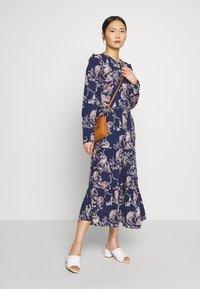 s.Oliver - KLEID - Shirt dress - eclipse - 2
