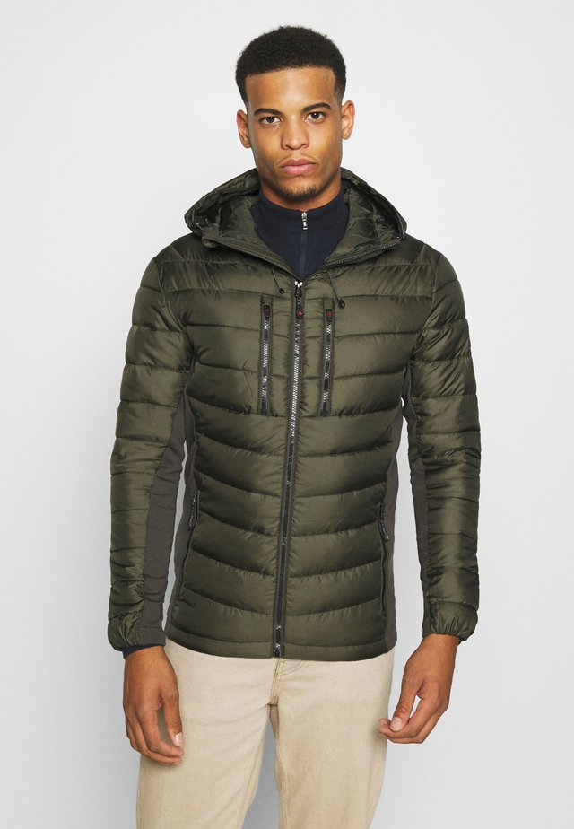 CANADA VAMIATA HYBRID JACKET - Light jacket - khaki