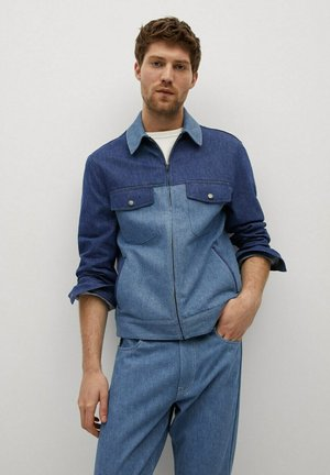 RYABOL - Denim jacket - bleu moyen