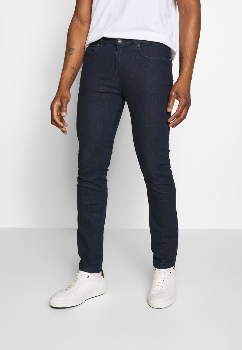 HUGO - Slim fit jeans - dark blue