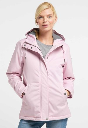 Winter jacket - powder pink