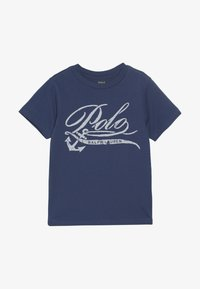 Polo Ralph Lauren - Print T-shirt - federal blue - 2