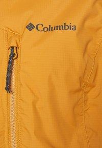 Columbia - POURING ADVENTURE JACKET - Hardshelljacke - canyon sun - 2