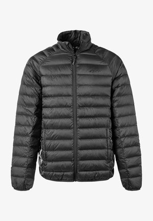 MIT MODISCHER STEPPUNG - Down jacket - black