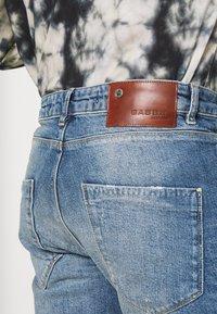 Gabba - REY - Jeans straight leg - dark blue denim - 4