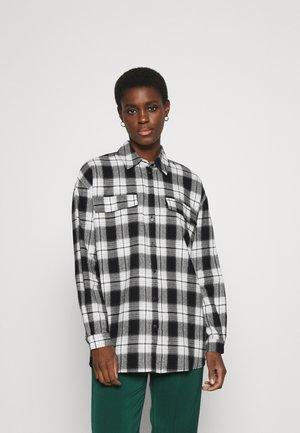 VMLUNA  - Button-down blouse - black