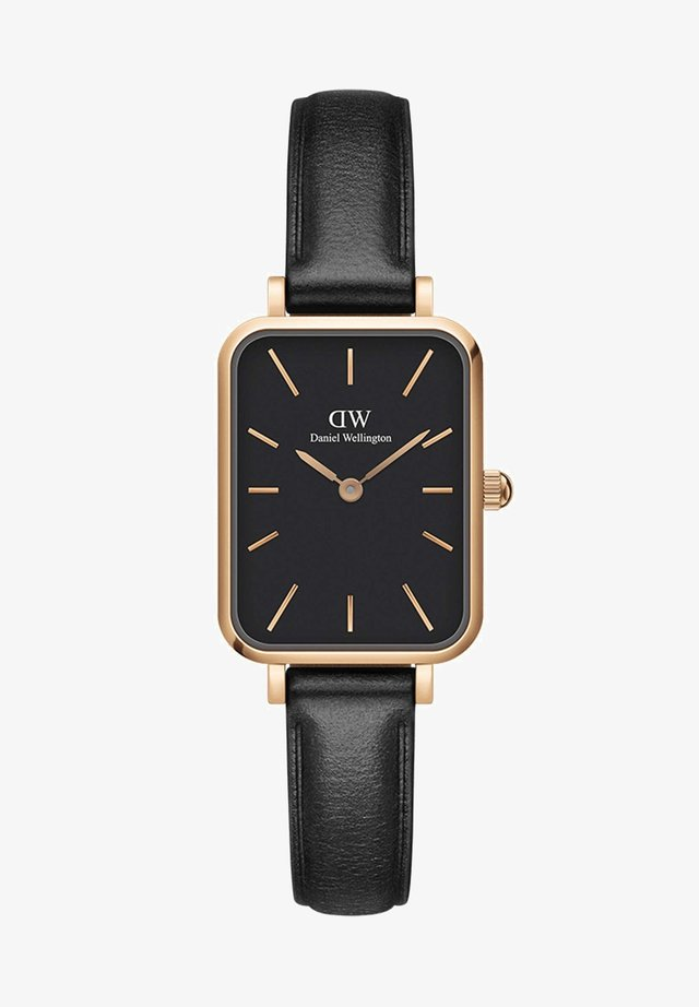QUADRO PRESSED SHEFFIELD - Uhr - rose gold