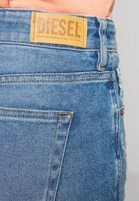 Diesel - D-JOY - Straight leg jeans - light blue - 5