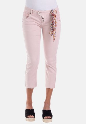 MANIE - Slim fit jeans - rosa