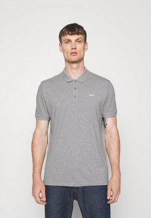 DONOS - Polo shirt - medium grey