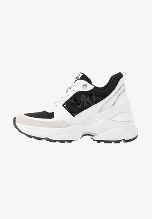MICKEY TRAINER - Trainers - black/optic white