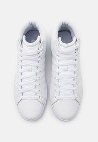 K-SWISS - COURT WINSTON MID - Sneakers hoog - white - 7