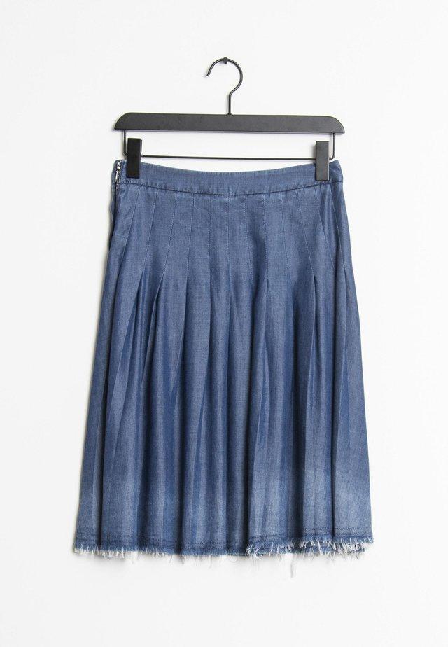 A-lijn rok - blue