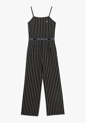 CITY STRIPE STRAP - Kombinezon - black
