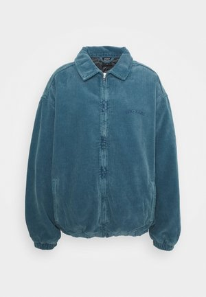 BILLY OVERSIZED WESTERN JACKET - Bombertakki - stormy sea