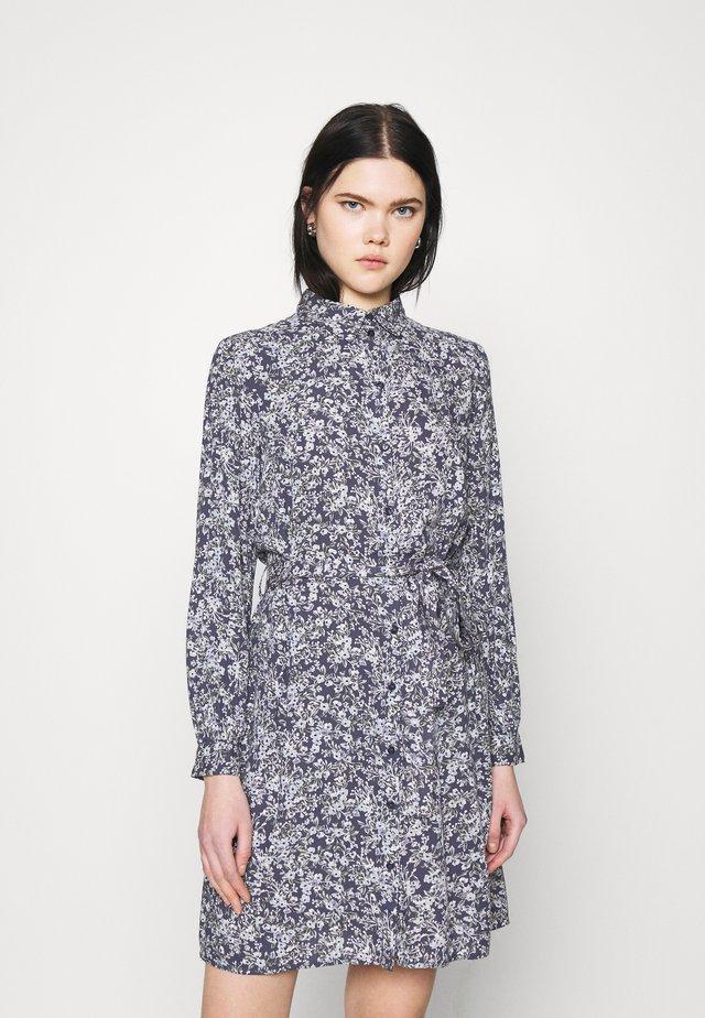 PCPAOLA DRESS - Shirt dress - ombre blue