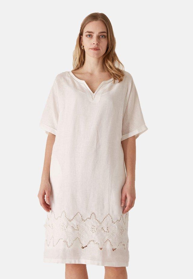 Vestito estivo - bianco