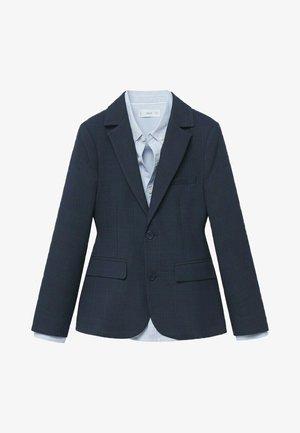 Veste de costume - blu marino scuro
