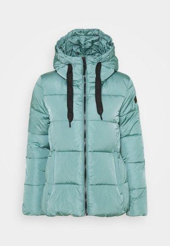 WOMAN JACKET FIX HOOD - Winter jacket - etere