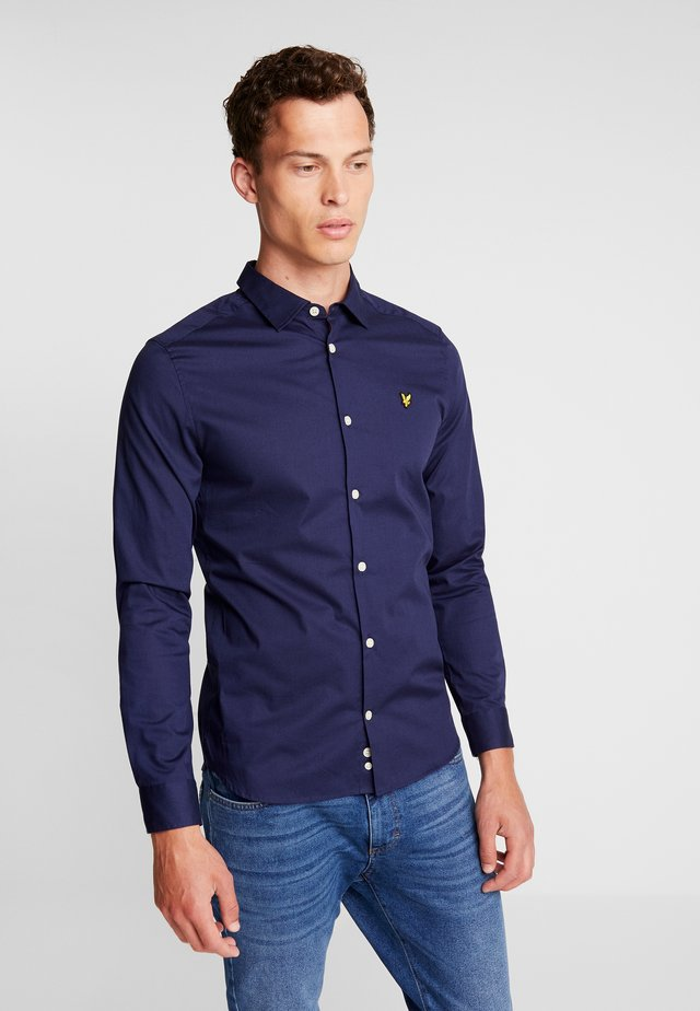 SLIM FIT  - Skjorte - navy