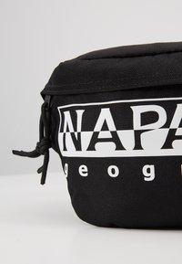 Napapijri - HAPPY WB RE - Bum bag - black - 6