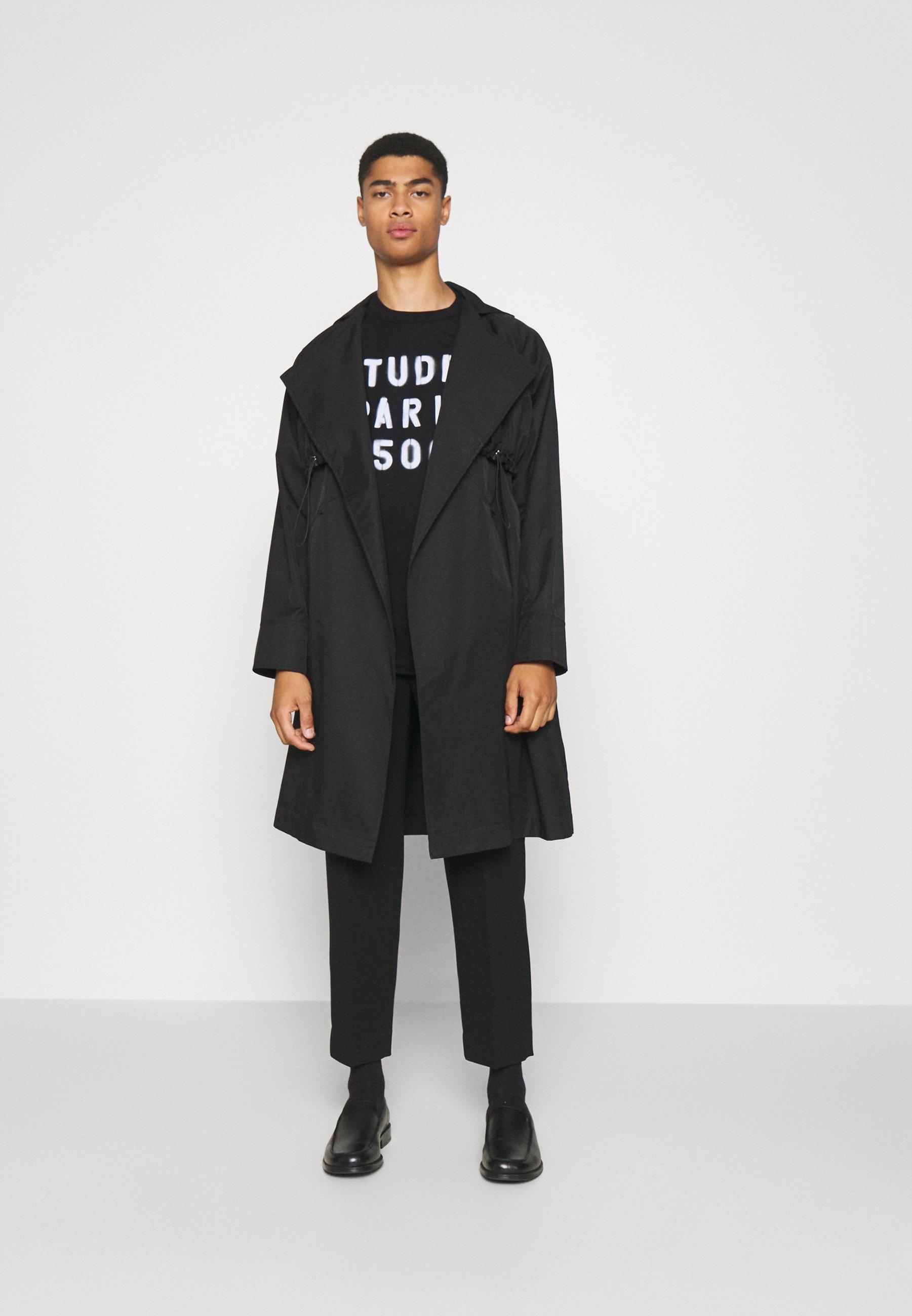 Homme MUSEUM STENCIL UNISEX - T-shirt imprimé