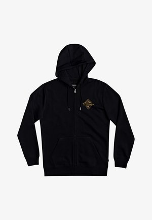 BEFORE LIGHT - Zip-up hoodie - black