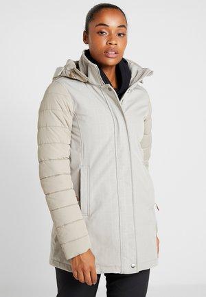 ANNISTON - Płaszcz zimowy - cement