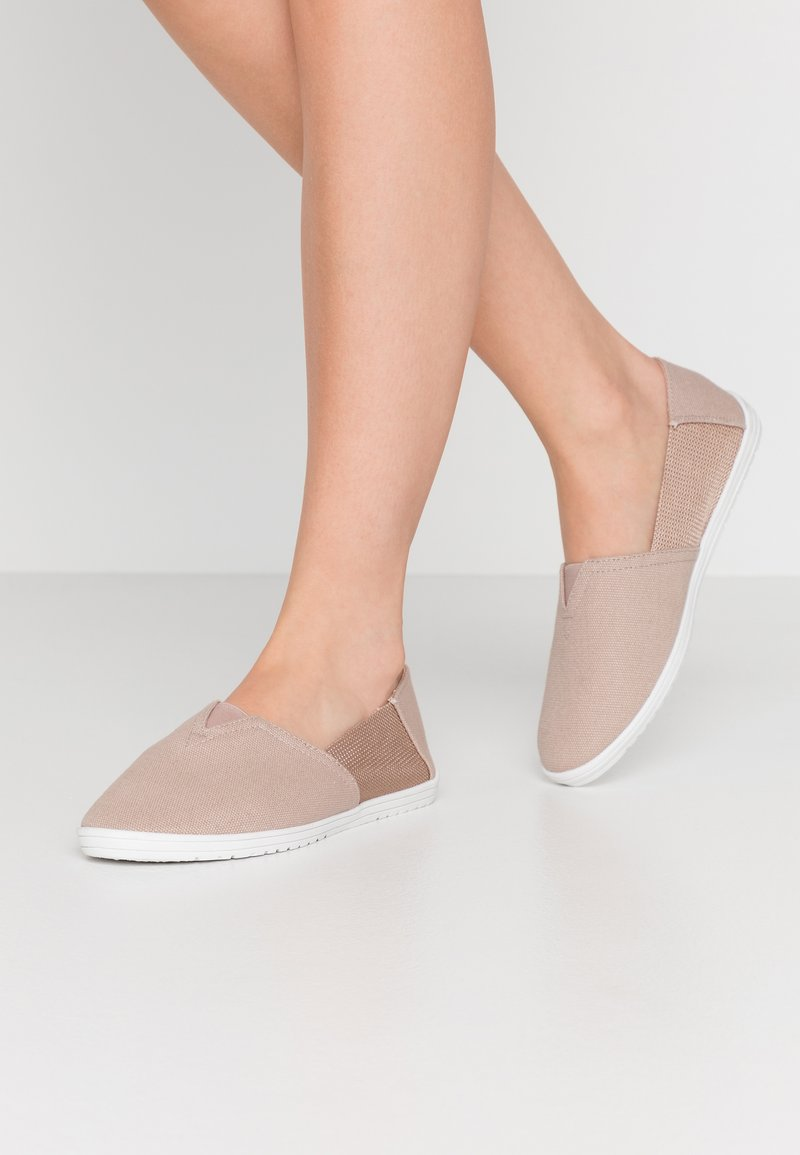 Anna Field - Slip-ons - taupe