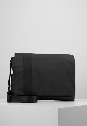 DOMANI MESSENGER BAG - Schoudertas - anthrazit