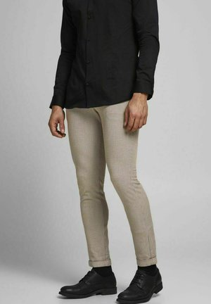 MARCO CONNOR  - Pantalones chinos - beige