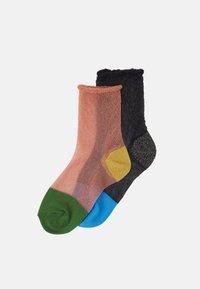 Hysteria by Happy Socks - FRANCA 2 PACK - Socken - multi - 0