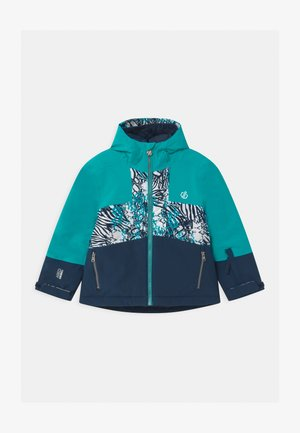 CAVALIER UNISEX - Snowboardová bunda - light blue/dark blue