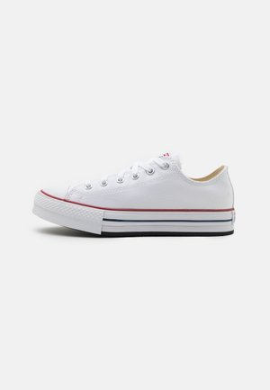CHUCK TAYLOR ALL STAR LIFT  - Sneaker low - white/garnet/midnight navy